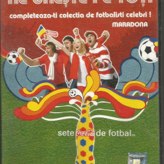 A(01) FOTBALUL NE UNESTE PE TOTI-Maradona - DVD fotbal