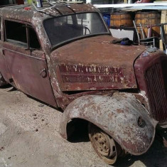 Audi DKW 1937 Foarte rar, Benzina, 60000 km, 584 cmc, Model: 100
