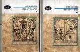 Decameronul de Giovanni Boccaccio (2 vol.), Alta editura