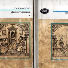 Decameronul de Giovanni Boccaccio (2 vol.) - Nuvela