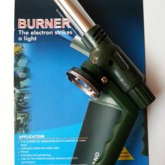 ARZATOR LAMPA ptr. SPRAY cu GAZ  BUTAN ptr. orice model de spray cu gaz butan