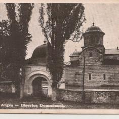 Curtea de Arges - lot 7 carti postale - interbelice, Ambele, Romania 1900 - 1950