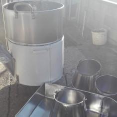 Cazane de tuica din inox alimentar