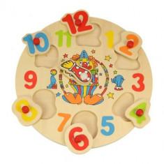Ceas Clovn - Puzzle Bigjigs
