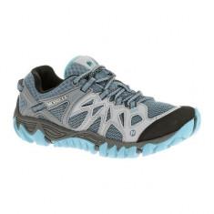 Pantofi pentru femei Merrell All Out Blaze Aero Sport Blue Heaven (MRLJ65032) - Adidasi dama Merrell, Culoare: Albastru, Marime: 36, 37, 40