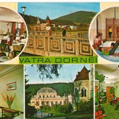 CPI (B8220) CARTE POSTALA - VATRA DORNEI, MOZAIC - Carte Postala Transilvania dupa 1918, Circulata, Fotografie