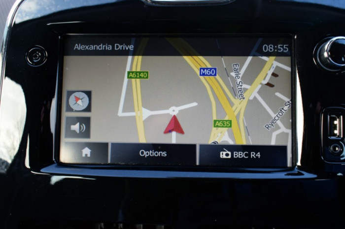 Actualizare GPS Medianav LG  RENAULT LOGAN DACIA NAVIGATE MEDIANAV HARTI 2017 foto mare