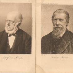 Personalitati - lot 10 carti postale vechi ( G. Heuer & Kirmse - Germania ) - 2, Necirculata, Printata, Europa