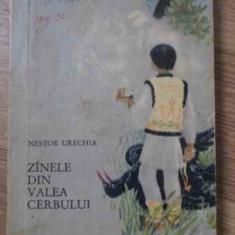 Zanele Din Valea Cerbului - Nestor Urechia, 394466 - Carte Basme