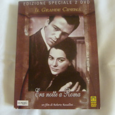 Era notte a roma - dvd - Film Colectie Altele, Italiana