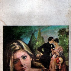 Villette de Charlotte Bronte - Roman dragoste