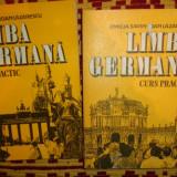 Limba germana curs practic 2 vol/an 1992/880pag- Emilia Savin, Ioan Lazarescu - Curs Limba Germana