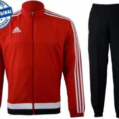 Trening barbat Adidas Tiro - trening original - treninguri pantaloni conici - Trening barbati Adidas, Marime: S, Culoare: Din imagine, Poliester