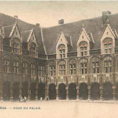 Belgia - Liege - lot 4 carti postale vechi, Necirculata, Printata, Europa