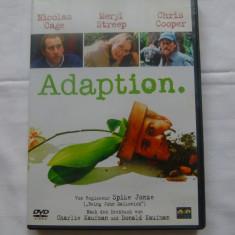 Adaption - dvd - Film comedie Altele, Engleza