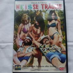Heisse Traume - dvd - Film comedie Altele, Engleza