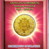 Catalog de monede - Moneda metalica 1867 -2009