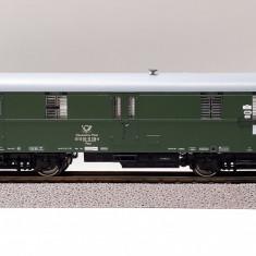 Vagon postal PIKO 53230, scara H0 / 1:87 / 16, 5 mm - Macheta Feroviara Piko, Vagoane