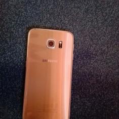 Samsung s6 gold in stare foarte buna - Telefon mobil Samsung Galaxy S6, Auriu, 32GB, Neblocat