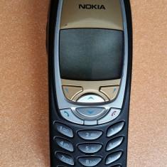 Telefon Nokia 6310i In Perfecta Stare De Functionare, Gri, Nu se aplica, Neblocat, Single SIM, Fara procesor