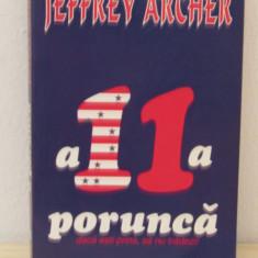 Jeffrey Archer - A 11-a porunca - Roman