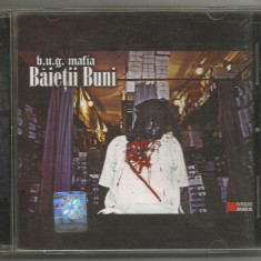 A(01) C.D- BUG MAFIA -Baietii Buni - Muzica Hip Hop