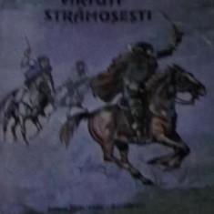 Petru Demetru Popescu - Virtuti stramosesti - Carte de povesti