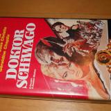 DOCTOR JIVAGO - FILM DE COLECTIE ( IN LIMBA GERMANA ) CASETA VIDEO VHS