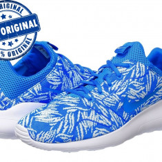 Adidasi barbat Nike Kaishi 2.0 - adidasi originali - adidasi alergare - Adidasi barbati Nike, Marime: 40.5, Culoare: Albastru, Textil
