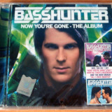 Basshunter - Now You're Gone (The Album) CD - Muzica Dance