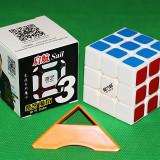 MoFanGe QiYi Sail - Cub Rubik Profesional 3x3x3 - Jocuri Logica si inteligenta