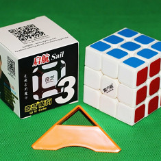 MoFanGe QiYi Sail - Cub Rubik Profesional 3x3x3
