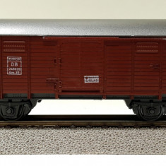 Vagon marfa acoperit Roco 4310, scara H0 / 1:87 / 16, 5 mm - Macheta Feroviara Roco, Vagoane