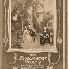 Anglia ( comanda catalog de arta ) - lot 2 carti postale vechi, Necirculata, Printata, Europa