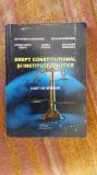 DREPT CONSTITUTIONAL SI INSTITUTII POLITICE ,SLANICEANU STANCEA ENESCU