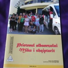Revista Prietenul albanezului nr 81-82 2008 (f0333 - Revista culturale