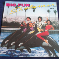 Shalamar - Big Fun _ vinyl, LP, album _RCA(Germania)_disco - Muzica Dance rca records, VINIL