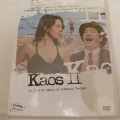 Kaos II- Taviani - dvd - Film Colectie Altele, Franceza