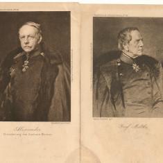 Personalitati - lot 10 carti postale vechi ( G. Heuer & Kirmse - Germania ) - 1, Necirculata, Printata, Europa