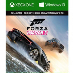 Forza Horizon 3 PC / Xbox One - Cod - Jocuri Xbox One, 3+