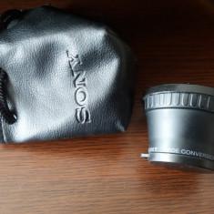 Sony lentile de conversie Wide x 0.6 VCL-0637A - Lentile conversie foto-video