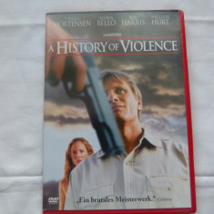 A history of violence - David Cronenberg - dvd - Film actiune Altele, Engleza
