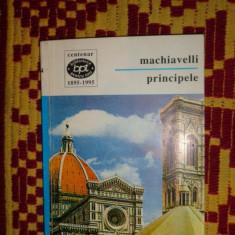 Principele nr.1414 colectia bpt /141pag- Machiavelli