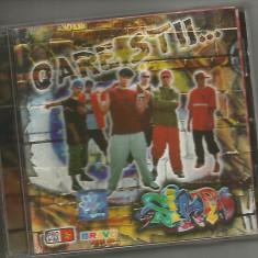 A(01) SIMPLU-Oare stii - foarte rar - Muzica Hip Hop roton, CD