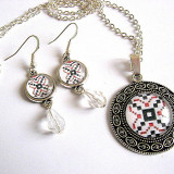 Set bijuterii model traditional 28438