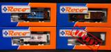 Set vagoane marfa Roco, scara H0 / 1:87 / 16,5 mm - Editie limitata, H0 - 1:87
