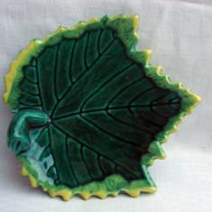 Impresionanta piesa decorativa din ceramica frantuzeasca VALLAURIS