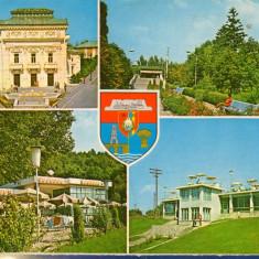 CPI (B8265) CARTE POSTALA - CARACAL, BALS, SLATINA, CORABIA, JUD. OLT - Carte Postala Oltenia dupa 1918, Circulata, Fotografie