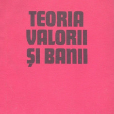 Teoria valorii si banii de Barbu Zaharescu