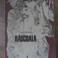 Rascoala - Liviu Rebreanu, 394311 - Roman